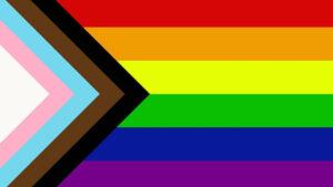 LBTGQ Support Flag